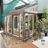 High Quality Portable Tempered Glass House