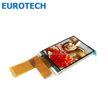 "2.4"" Eurotech Custom small lcd display ET024QV03-V IPS lcd screen 240*320 MCU 8bit/16Bit"