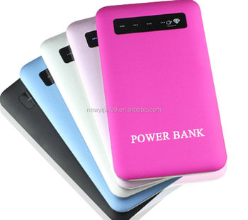 Universal Portable QI Standard Wireless Phone Charger Power Bank