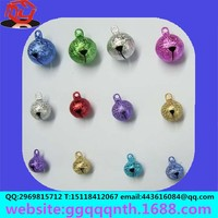 12MM Large supply European popular arts and crafts decoration OEPNMOUTH A word hardware bELL OEM&ODM Manufacturers wholesale