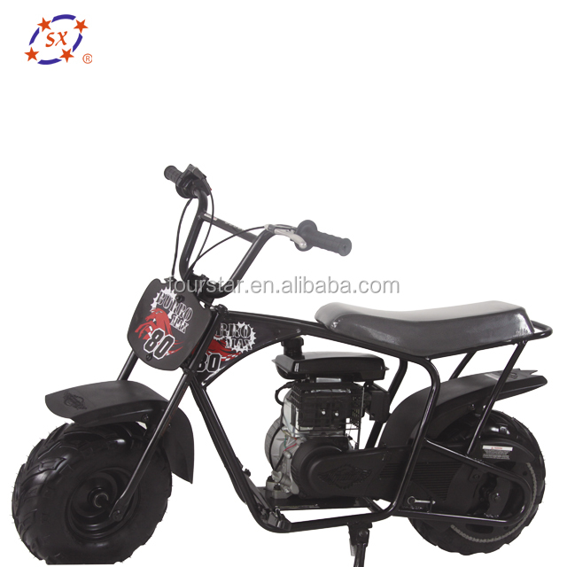 80CC 4 Stroke CE&EPA Approved Petrol Mini Motorcycle for Children