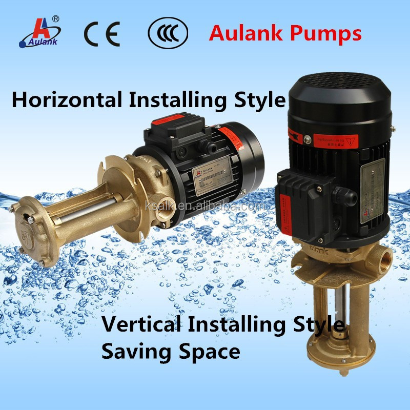 coolent water tank use vertical cantilever vortex pump