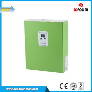 15A MPPT Charging Battery Charge Controler for Solar Panel