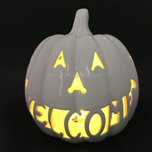large fiberglass halloween pumpkin