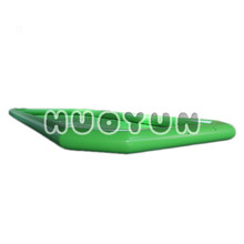 Green color square inflatable water swimming pool for adults and kids