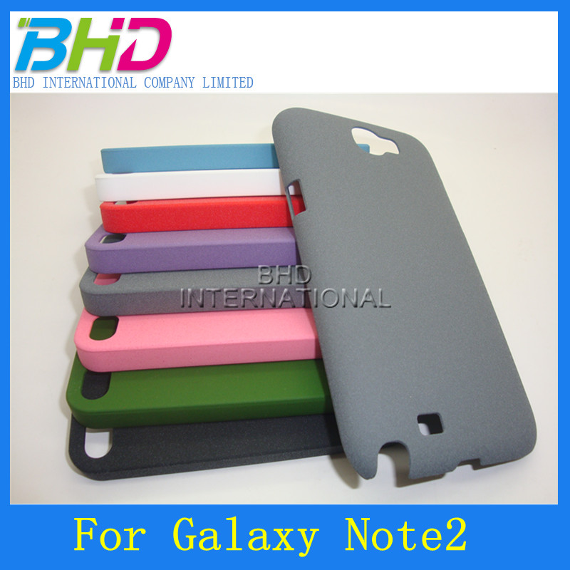 Wholesale for Samsung Galaxy note 2 n7100 protective case multi-color