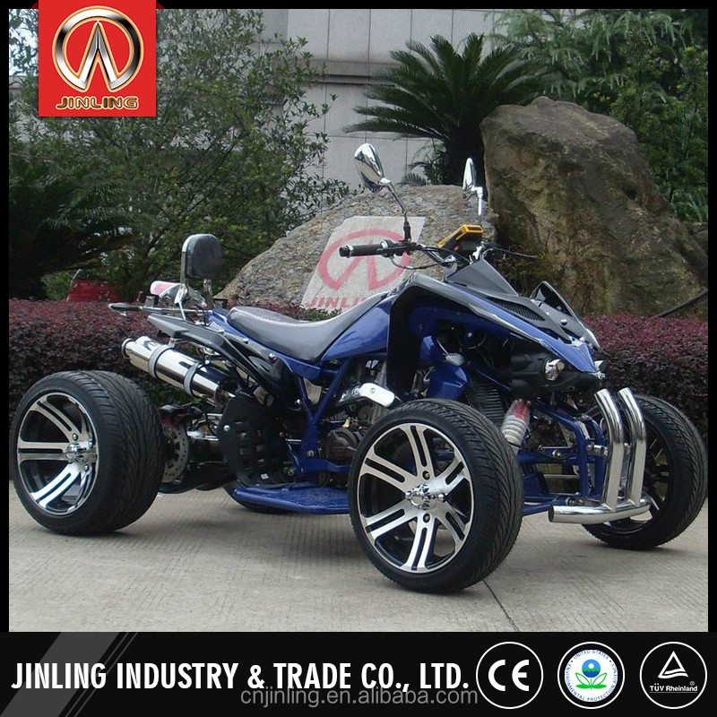 2017 250cc road legal quad made in China