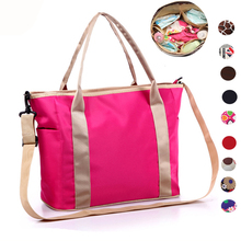 Shoulder Waterproof Mommy Travel Changing baby diaper bag