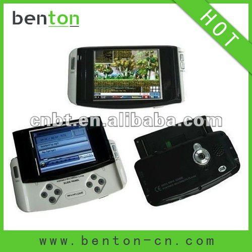 "2.8"" slide mp4 mp5 pmp digital player with top quality (BT-P303)"
