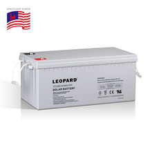 LEOPARD 12v solar battery prices in pakistan