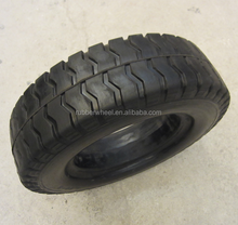 Supper high load A30 series solid rubber wheel forklift tyre