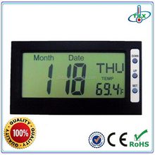 Customized latest garden clocks and thermometers