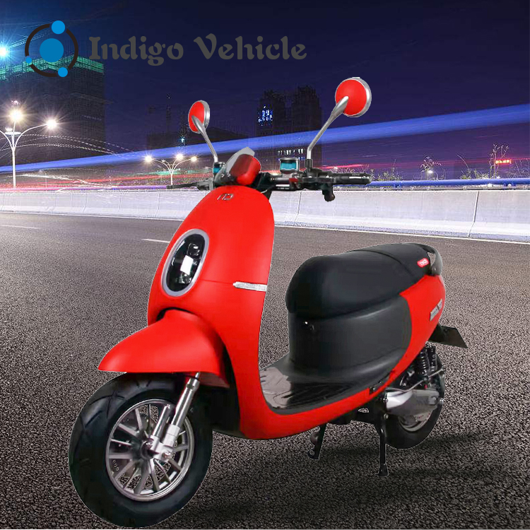 China Indigo Vehicle Cheap Electric Motorcycle Scooter 2000W For Sale