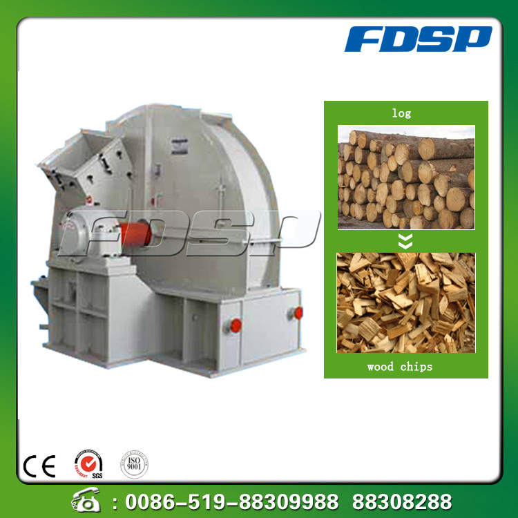 China popular brand wood scraps plank disc chipper