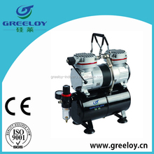 electric motor micro piston compressors for food package