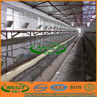 hot sale rabbit cage manufacturer for poultry farm