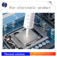 Thermally conductive silicone sealant RTV-1