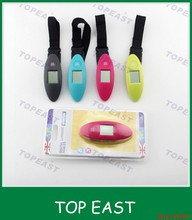 Hot sales best selling 40KG colorful MINI digital luggage scale