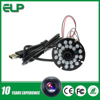 ELP 2MP 1080p CMOS night vision mini usb WEBCAM CAMERA with ir led lights