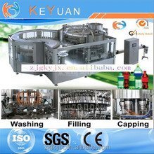 automatic carbonated soft drink filling equipment filling line /beverages filling machine/price /production line
