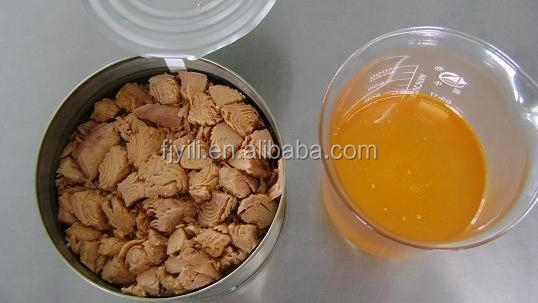 Wholesale canned tuna fish in vegetable oil