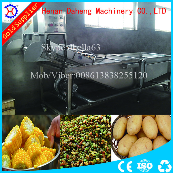 Salad vegetable processing line for lettuce/potato/carrot/onion