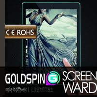 GOLDSPIN 9H 2.5D Tempered Glass Screen Guard For iPad 2/3/4