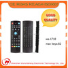 wireless air mouse remote control bluetooth remote control qwerty keyboard pc remote control