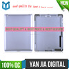100% good quality for IPad 2 Back Housing, Back Cover For iPad 2 Replacement (with Logo)