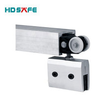 stainless steel heavy duty hanging glass sliding door rollers wheel