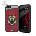 3 in 1 customize design welcomed universal pu leather phone case cover for iphone 6 7 8 phone luxury case