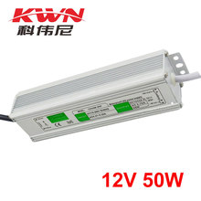 12v 50w Waterproof Led Driver Ip67 for Monitoring and Security System