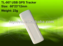mini usb gps tracker case, listen in, alarm TL-007
