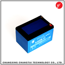 Safety sealed 12V durable lead-acid battery for car battery