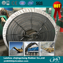 China Supplier High Quality EP Rubber Conveyor Belting for Sand and Coal Products