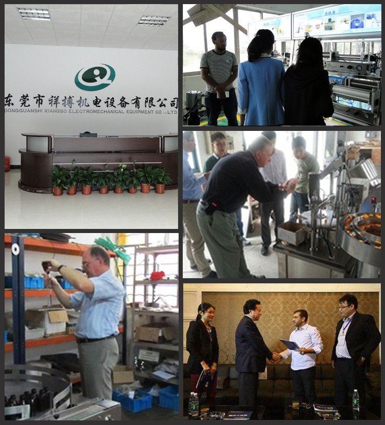 Hot sale automatic plastic bottle screw capping machine