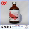 veterinary drug for sheep and cattle Closantel Sodium Injection 10% for fasciola hepatica in cattle