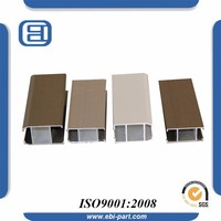 Top Quality Aluminum Bar Profile for Window Door for Greenhouse
