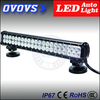 12V rough country led light bar 126W Off road light bar For 4x4,SUV