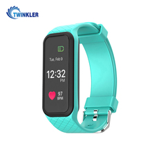 Smart R I N G Jewelry Watches Wristwatches Heart Rate Monitor Colorful Screen Watch smart Wristband Bracelet Vogue Watch