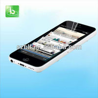 Manufacturer and wholesaler ultra clear screen saver for iphone 5c with factory price OEM ODM