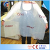 hairdressing plastic cape,disposable cape,hairdressing cape
