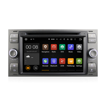 "Winmark Android 5.1.1 Car Radio DVD GPS Player Navigation 7"" Quad Cord 8"" For Ford Transit ( 2004-2008 ) DU7066"