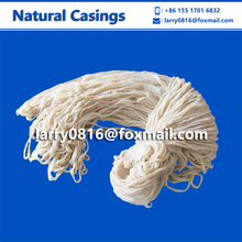 Kosher natural salted sheep sausage casing