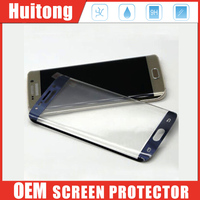 OEM Factory Supply 2016 New Model Premium Tempered Glass Screen Protector For Samsung Galaxy S7/S7 Edge