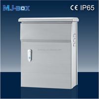 (MJ)X03 wall mounted waterproof 304 stainless steel cabinet