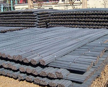 Chi TANGSHAN ZHUOKUN Low Carbon Deformed Steel bar Building Materials