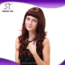new arrival synthetic hair integration wigs