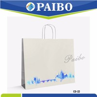 CS-22 Cosmetics Paper Bag with your own logo shopping professional manufacturer City Element Luxury