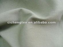 high quality pure cotton solid weave twill/drill casual fabric
